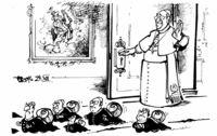 Franziskus verabschiedet die Kurie in die Weihnachtsferien!