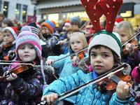 Aktion Weihnachtswunsch: Die halbe Million ist geschafft