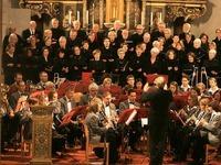 Weihnachtsfest f�r einen Kirchenmusiker