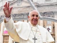 Papst Franziskus verurteilt gewaltsame Konflikte