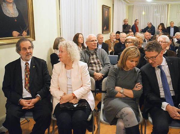 Impressionen vom Bürgerpreis 2014 im Dietschy-Saal