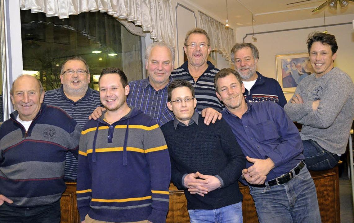 Die Zunftmeister freuen sich auf die Z...sind Ralf Buser und Christoph Schuldt   | Foto: Nikolaus Trenz