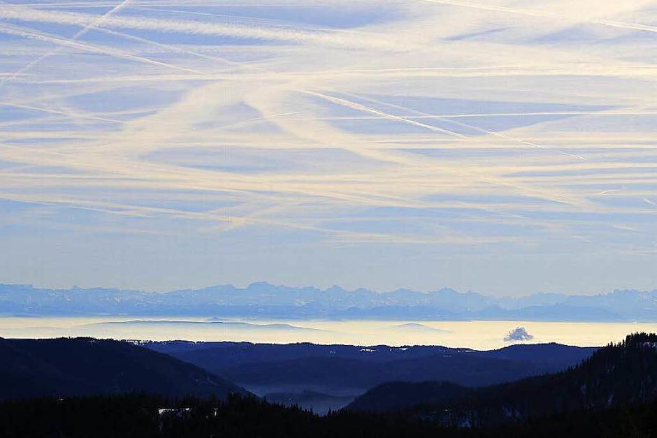 Wintersport in traumhafter Umgebung (Foto: Linn-Marie Hahn)