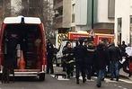 """Fotos: Angriff auf die Satire-Zeitung """"Charlie Hebdo"""" in Paris"""