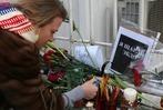 Fotos: Die Welt gedenkt der Terror-Opfer in Paris