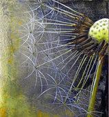 Malerei von Claudia Kumpf und Keramik von Urmar Herrmann in Lahr