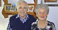Ein reiselustiges Ehepaar