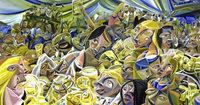 Malerei des Graffiti-Künstlers Tom Brane in Emmendingen