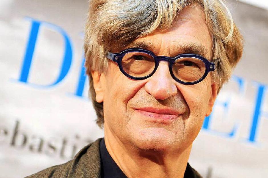 """Regisseur Wim Wenders wurde für seinen Film """"Das Salz der Erde"""" in der Kategorie Dokumentation nominiert. (Foto: dpa)"""