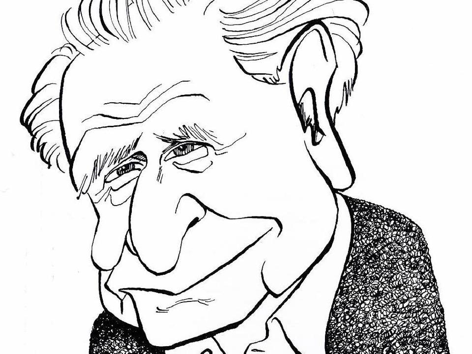 Der Kopf hinter der offenen Gesellschaft: Sir Karl Popper (1902 – 1994)    Foto: Lebrecht Music & Arts
