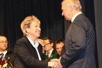 Stegen feiert Bürgermeisterin Fränzi Kleeb