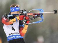 "Simon Schempp: ""Habe momentan nur Biathlon im Kopf"""