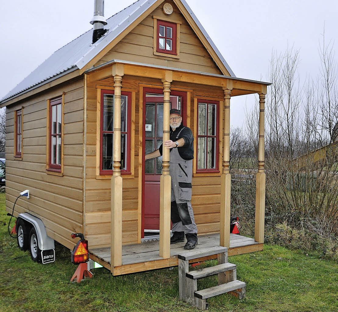 staufen trendsetter aus dem breisgau tiny house die. Black Bedroom Furniture Sets. Home Design Ideas