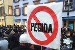 Fotos: 20.000 Menschen demonstrieren in Freiburg gegen Pegida