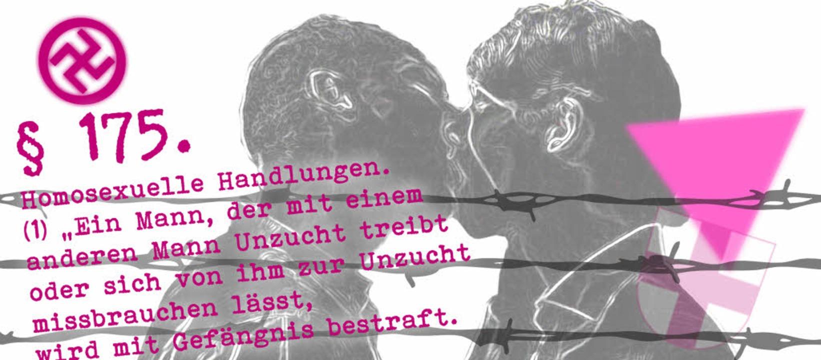 Viele schwule Männer kamen in der NS-Zeit zu Tode.  | Foto: privat