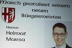Helmut Mursas Sieg: Wahlabend in March