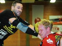 Herbolzheimer Handballer zeigen ihr wahres Gesicht