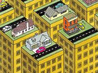 Cartoonmuseum Basel zeigt Werke von Joost Swarte