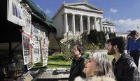 Neue Regierung in Athen vereidigt