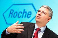 Roche leidet unter dem starkem Franken