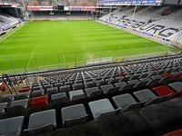 Interaktiver R�ckblick: Suche nach einem Stadion-Standort