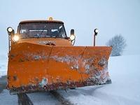 Stromausf�llen und gesperrte Stra�en nach Schneef�llen
