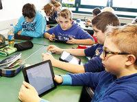 Pionierarbeit: Unterricht mit Tablets in Seelbach