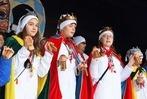 Fotos: Kinderumzug zum Narrenjubil�um der Krakeelia