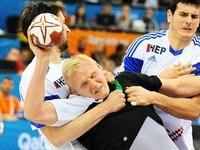 WM-Platz sieben! Olympia-Teilnahme f�r die Handballer