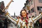 Fotos: Sonntagsumzug beim Krakeelia-Jubil�um Waldkirch