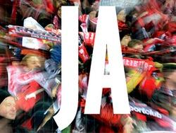 """Liveticker zum Nachlesen - Das """"Ja"""" zum Stadion"""