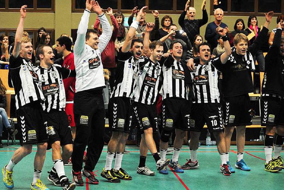Ein Derby, das nicht nur die Handballer, sondern auch 500 Fans in den Bann zog. (Foto: Bettina Schaller, Bettina Schaller Presse)