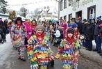 Fotos: Die Straßenfasnet in Friedenweiler