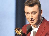 Grammy-Gala in L.A.: Der große Abend des Sam Smith