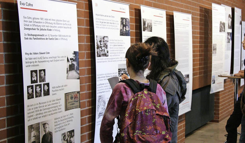Blick in die Ausstellung   | Foto: Jürgen Baumeister