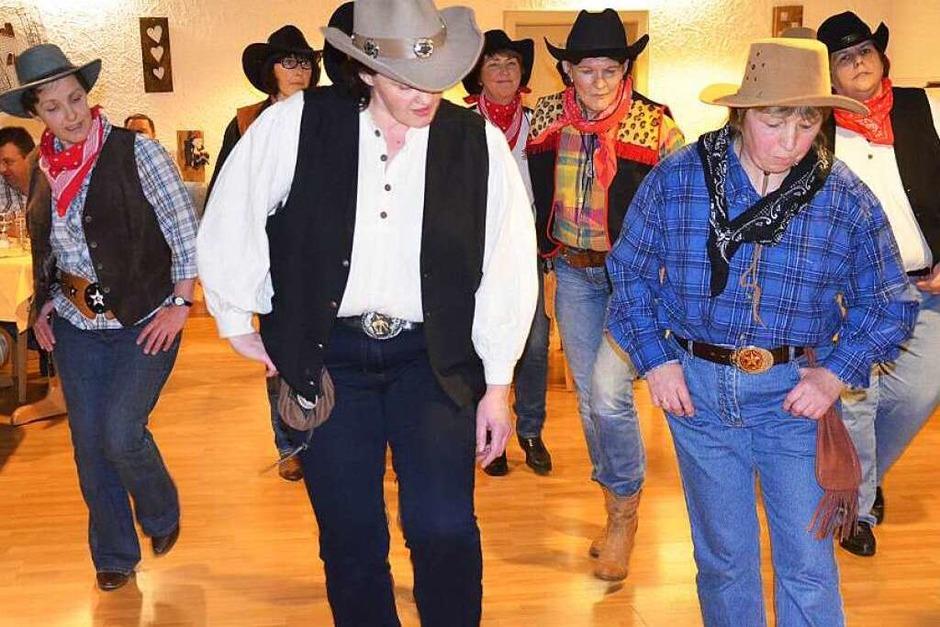 Ein freudiges Wiedersehen gab es mit Ben Cartwright, Adam, Hoss, Little Joe und anderen Cowboys aus der Serie Bonanza. (Foto: Alexandra Wehrle)