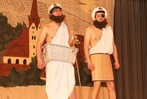 Fotos: Die Ebringer wissen, die Saalfasnet zünftig zu feiern