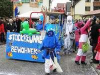 Fotos: Närrische Umzüge in Oberrotweil,Wasenweiler und Gündlingen