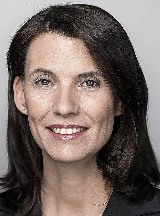 Staatssekretärin Rita Schwarzelühr-Sutter   | Foto: Denzel