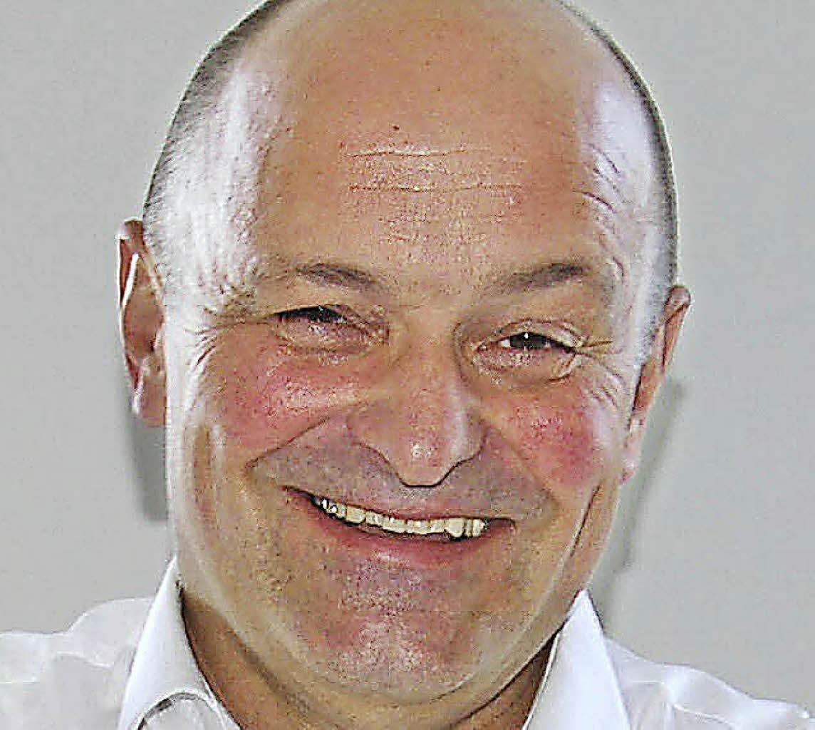 <b>Harald Kraus</b> tritt nicht mehr an - 100720548