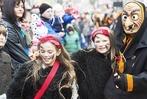 Sulzburger Umzug zur Burefasnet lockt Tausende Zuschauer