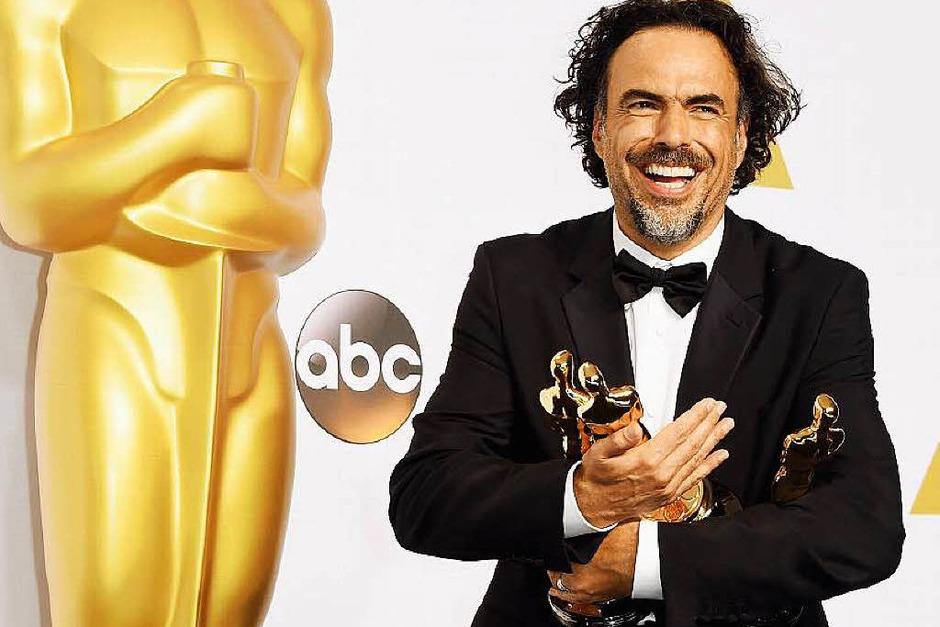 """Bester Film: """"Birdman oder Die unverhoffte Macht der Ahnungslosigkeit"""" (Regie: Alejandro González Iñárritu) (Foto: AFP)"""