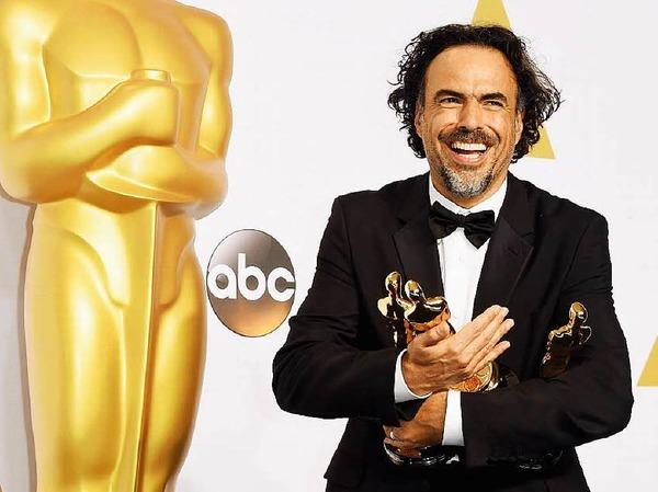 """Bester Film: """"Birdman oder Die unverhoffte Macht der Ahnungslosigkeit"""" (Regie: Alejandro González Iñárritu)"""