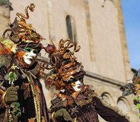 Venezianischer Maskenzauber in Rosheim