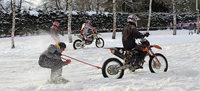 Wintersport in Löffingen