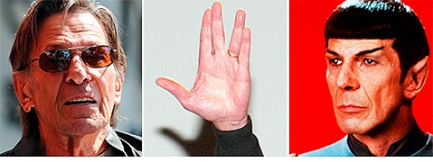 Mr. Spock ist tot: Darsteller Leonard Nimoy ist gestorben
