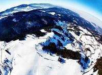So sch�n sehen Schwarzwald und Rheintal von oben aus