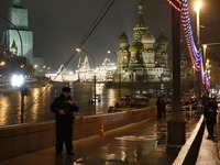 Russischer Oppositionspolitiker Nemzow in Moskau erschossen