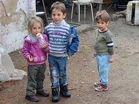 Abgeschoben: In Serbien lebt die Familie Ametovic im Elend