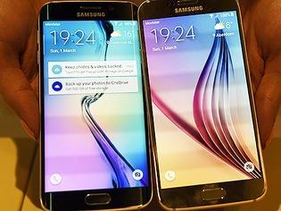 Samsung pr�sentiert die Oberklasse-Smartphones Galaxy S6 und S6 Edge
